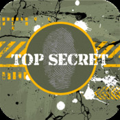 Top Secret Access usb fingerprint reader