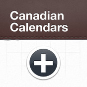 Canadian Calendars giant countdown calendars