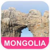 Mongolia Offline Map