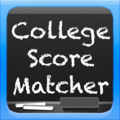 College Score Matcher