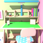 KIDS ROOM - room escape game - teenage room theme