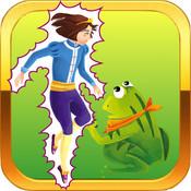 Sound Books - Frog Prince