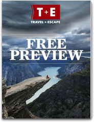 Travel + Escape Magazine