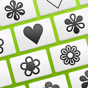 Emoji + Symbol + Character Keyboard - Color Emojis + Emoticons - Cool Characters + Symbols + Fonts