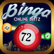 Bingo Online Blitz - An Online Casino Game