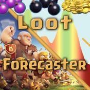 Loot Forecaster for Clash of Clans