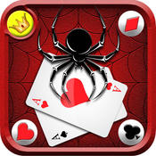 Spider Solitaire Free Fun : A version of Three Peaks Solitaire