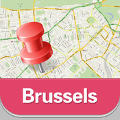 Brussels Offline Map Guide - Airport, Subway and City Offline Map