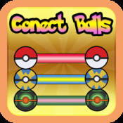 Connect Monster Balls : Free Flow Puzzle for Link The Colors Anime Balls