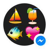 Emoji Keypad for Messenger - Free Emojis Keyboard, Stickers, Emoticons & Fonts for Your Messages