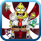 Free Matching Funny Online Game for Spongebob Edition