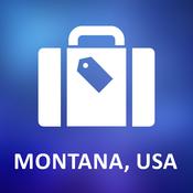 Montana Offline Vector Map