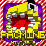 PACMINE: MC Block Build Mini Game