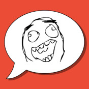 Rage Faces - iFunny Stickers PhotoBooth for fans