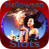 Ace Halloween Witches Royal Slots - HD Slots, Luxury, Coins! (Virtual Slot Machine)