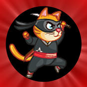 Amazing Cat Ninja - The Attack Of the Mad Birds mad birds pursuit