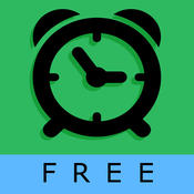 Crazy Wake Up Alarm Free for heavy sleepers with spin, maths, shake and questions to wake up