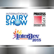 PROCESS EXPO, International Dairy Show, InterBev Process 2015