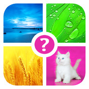 Words & Pics ~ Free Photo Quiz. What`s the word?