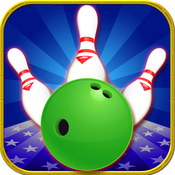 2015 Mini Bowling Championship: Flick 3D Ball For perfect Strike Shot PRO