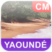Yaounde, Cameroon Offline Map - PLACE STARS