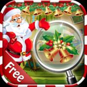 Christmas gift Hidden Objects christmas stars