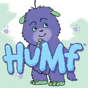 Humf and the Tickle Monster HD