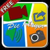 Pic Player Free - Play Pic With Video