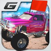Survivor Monster Truck Match