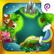 Indigo Kids Planet educational and learning game for kids