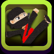 The Brave Mini Warrior Ninja – A Jumping and Running Quest FREE