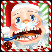 Dentist Game - Top Santa Christmas Fun Surgery Games