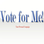 Vote For Me! campaign game