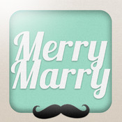 MerryMarry wedding album design