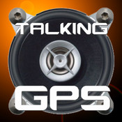 Talking GPS road speed wanted