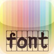 Font Galary