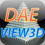 DAE View 3D-i view many different