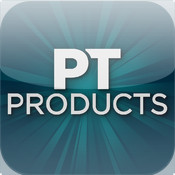 PT Products map canada physical