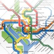 DC Metro Map dicomdir