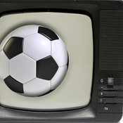 Soccer on TV game cd