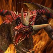Dragon Flame dragon story