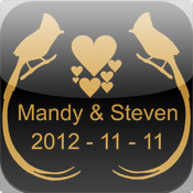 MandySteven wedding programs samples