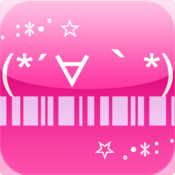 Barcode Kaomoji emoticon facebook messenger