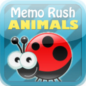 Animals Memo Rush