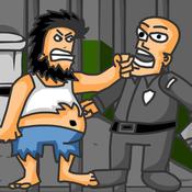 Hobo Prison Fight