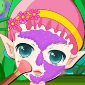 Fairy Spa Makeover