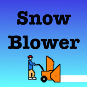 Snow Blower for iPhone