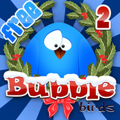 Bubble Birds 2 Christmas