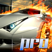 AAA Crazy Racer 3D PRO - Fun race through the city subway and run to earn the sonic coin before die