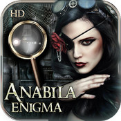 Anabila`s Enigma HD - hidden objects puzzle game